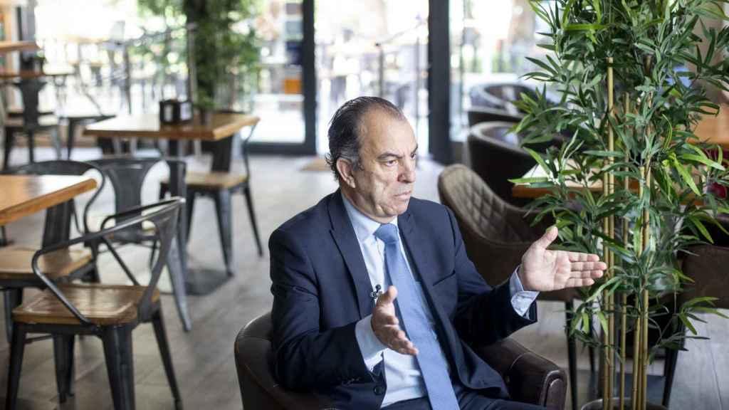 El diputado de UPN en el Congreso de los Diputados, Carlos García Adanero.