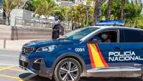 La Policía Nacional procedió a la detención del presunto autor de los hechos