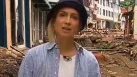 La periodista alemana Susanna Ohlen.