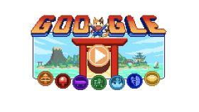 Doodle de Google para los JJOO