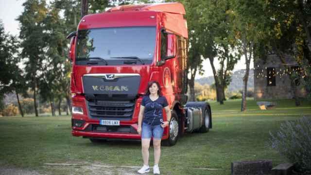 Ana y su camión