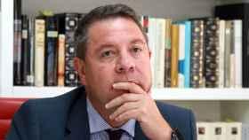 Emiliano García-Page, presidente de Castilla-La Mancha, conversa con EL DIGITAL CLM - EL ESPAÑOL