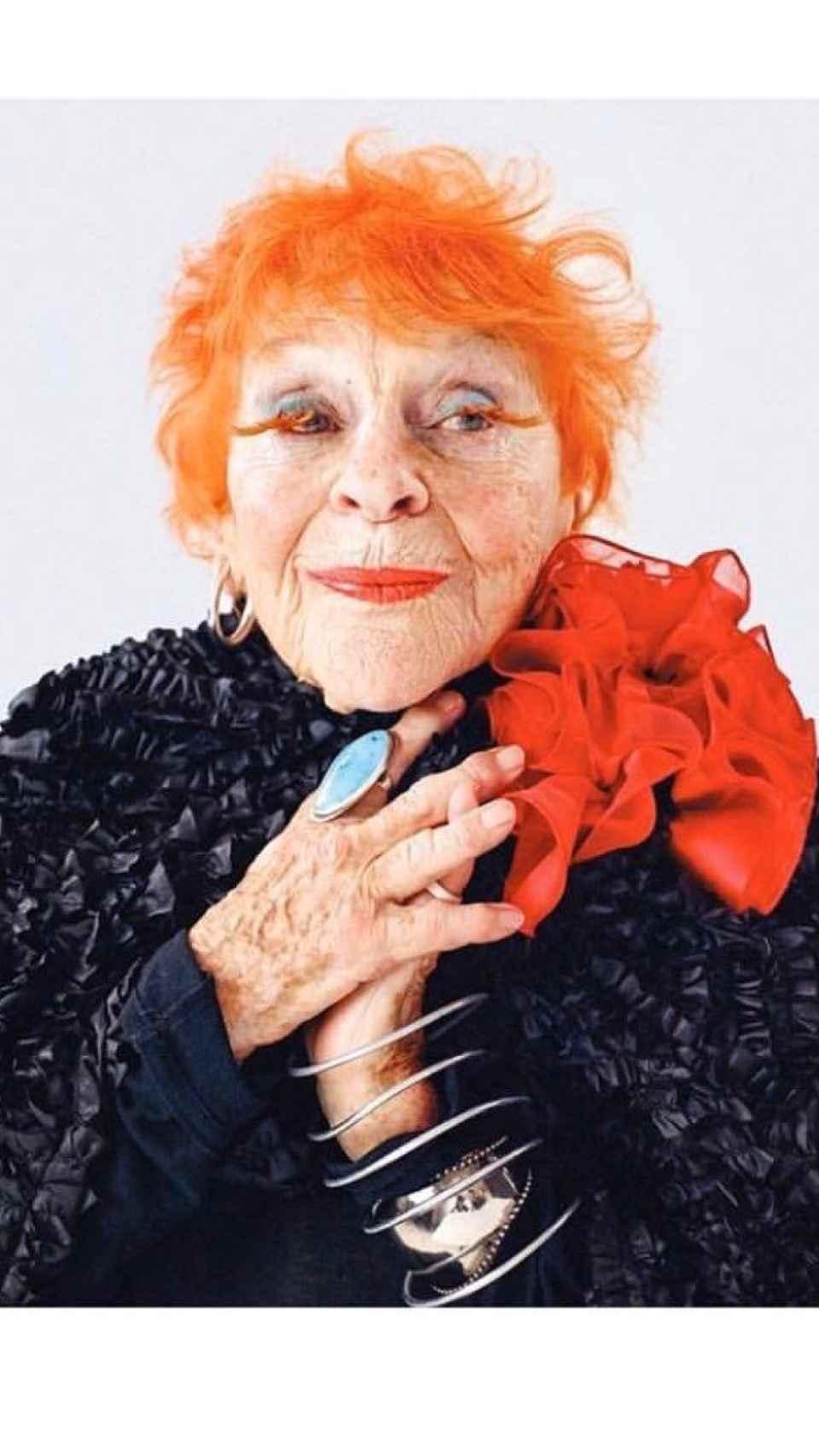 Ilona Royce, la señora Rushmore.