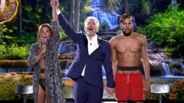 Olga Moreno gana 'Supervivientes': Telecinco hará que Antonio David se embolse 200.000 euros