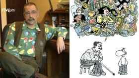 Muere el dibujante Carlos Romeu, fundador de 'El Jueves' y padre de Miguelito