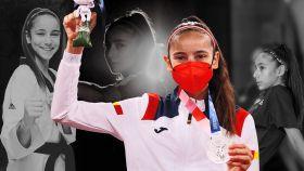 Adriana Cerezo, medalla de plata en Tokio 2020