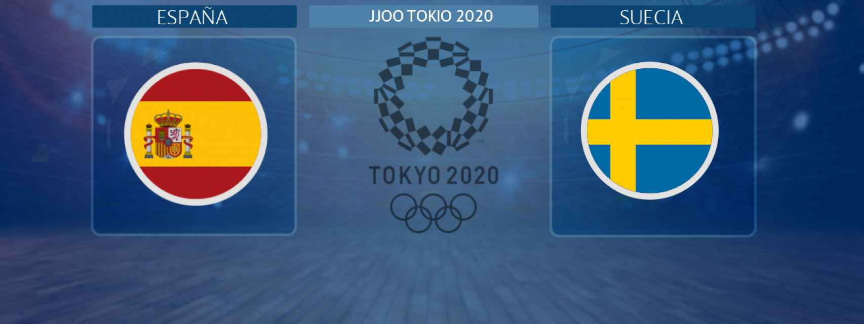 España - Suecia, partido de balonmano femenino de los JJOO Tokio 2020