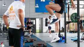 Bale, bajo la mirada de Antonio Pintus