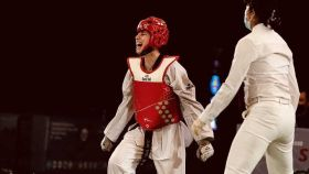 Adriana Cerezo en los Juegos Olímpicos de Tokio 2020