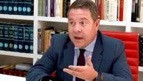 Emiliano García-Page, presidente de Castilla-La Mancha