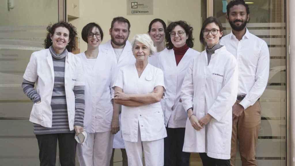Los profesionales de la Unidad de Parkinson y Trastornos del movimiento del Centro Médico Teknon.