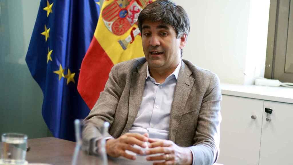 Gonzalo García Andrés, secretario de Estado de Economía y Apoyo a la Empresa.