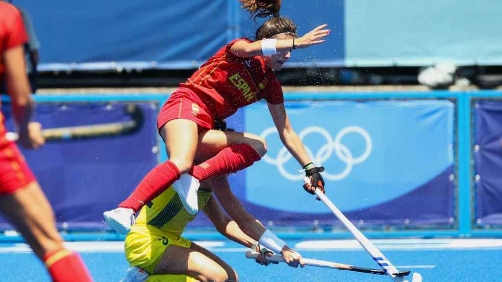La selección española femenina de hockey sobre hierba en los JJOO de Tokio 2020