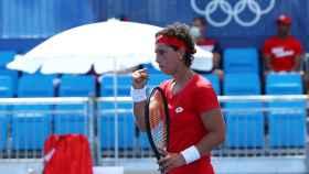 Carla Suárez, en los Juegos Olímpicos de Tokio 2020
