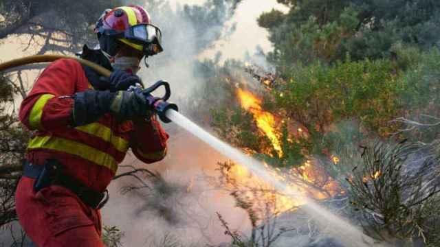 Dos provincias de Castilla-La Mancha, en riesgo muy alto de incendios forestales este domingo