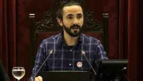 Baltasar Picornell, expresidente del Parlamento balear y número cinco de Podemos en las islas.