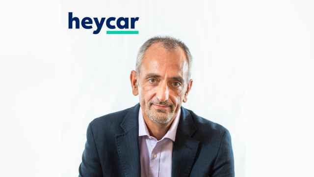 Fedor Artiles es el director general de heycar en España.