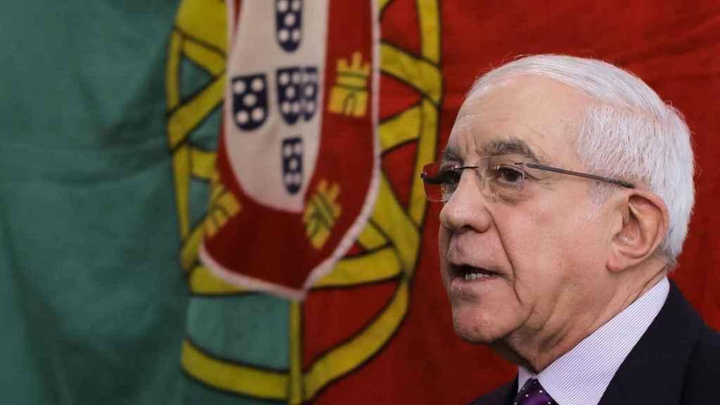 Otelo Saraiva de Carvalho, en una imagen de archivo de abril de 2017.