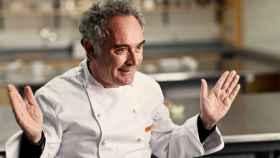 El famoso chef Ferran Adrià.