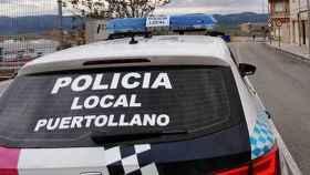 Vehículo de la Policía Local de Puertollano