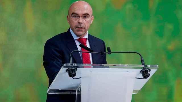 Jorge Buxadé, vicepresidente del Comité de Acción Política de Vox.