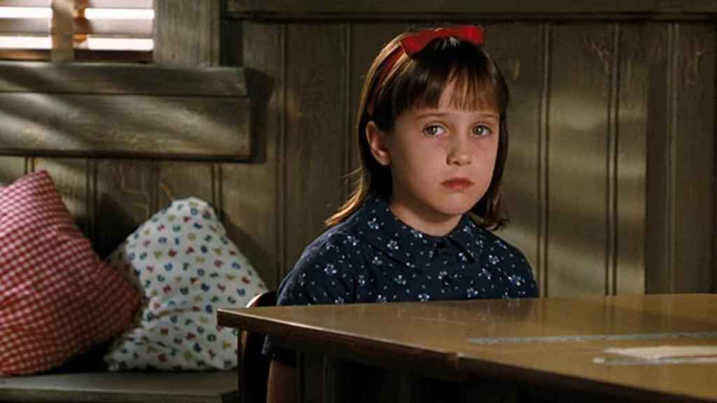 'Matilda' cumple 25 años.