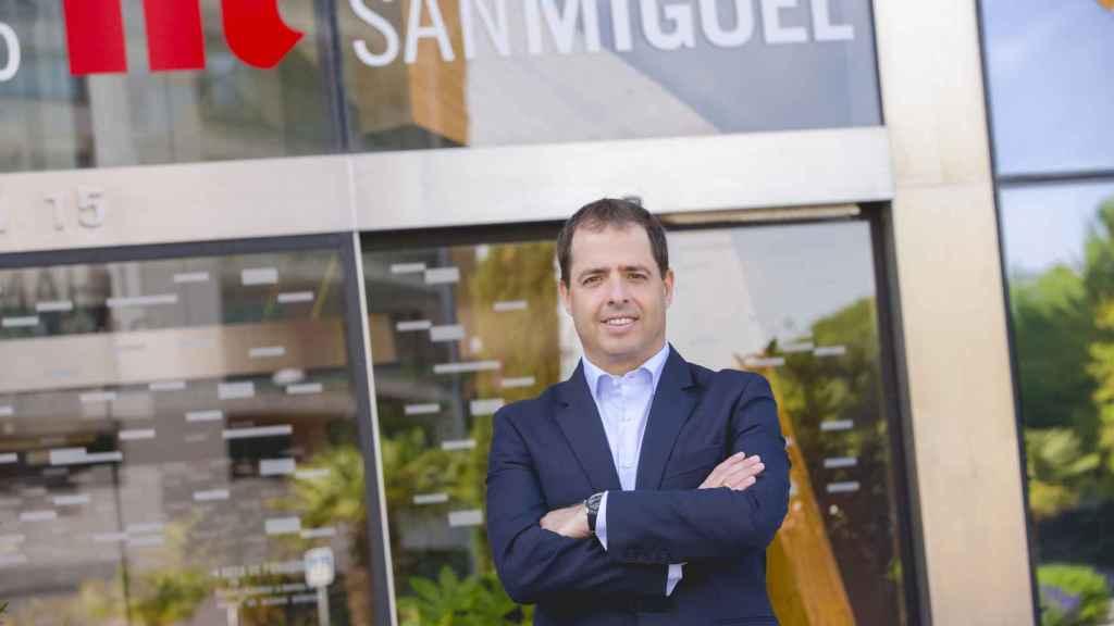 Peio Arbeloa, director general de la Unidad de Negocio España de Mahou San Miguel.