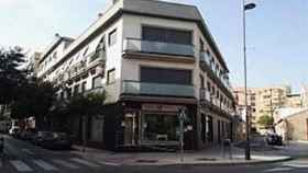 La calle La Esperanza, a la izquierda de la imagen, donde el Ayuntamiento ha comprado la vivienda.