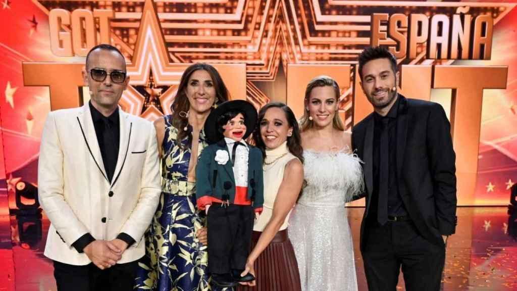 Telecinco: de dignificar la ventriloquía en 'Got talent' a desprestigiarla en 'Sálvame'