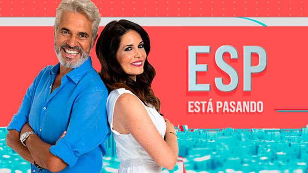 Agustín Bravo y Tania Garralda llevaban apenas mes y medio al frente del formato.