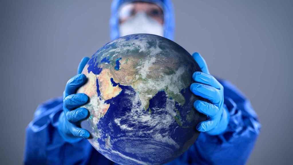 Las pandemias y el medioambiente.
