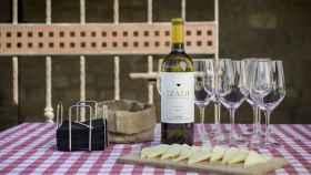 Izadi Blanco es un vino con vocación gastronómica.