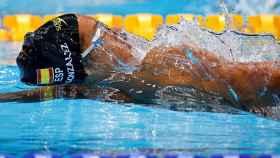 Hugo González, en los Juegos Olímpicos de Tokio 2020