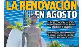 Portada Sport (26/07/21)
