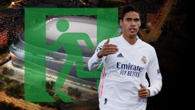 La salida de Varane del Real Madrid
