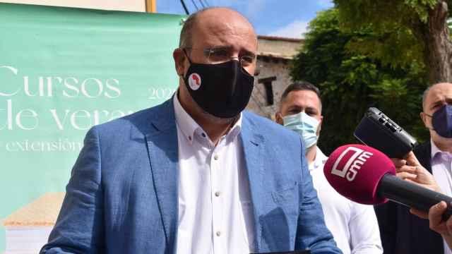 José Luis Martínez Guijarro, vicepresidente de Castilla-La Mancha.