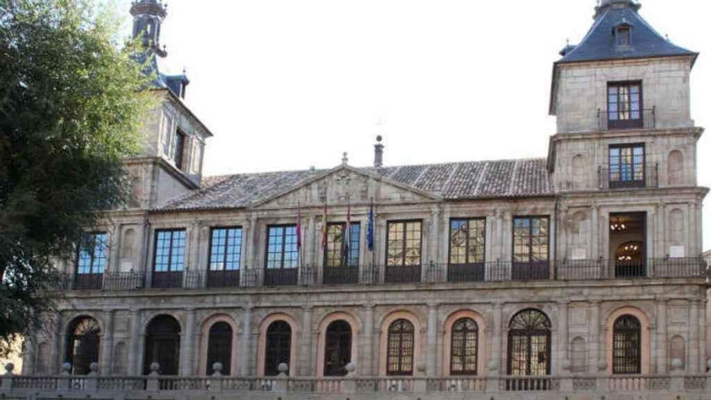 Ayuntamiento de Toledo. Foto: EDCM