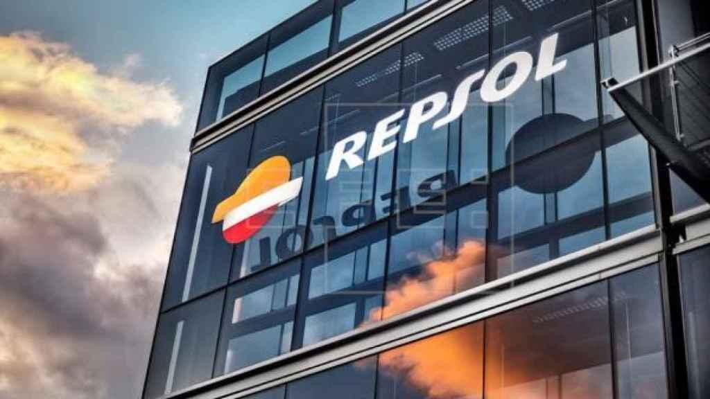 Sede de Repsol./