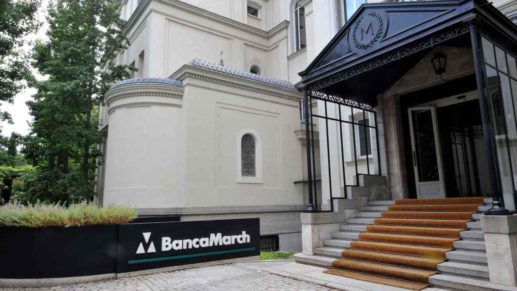Banca March.