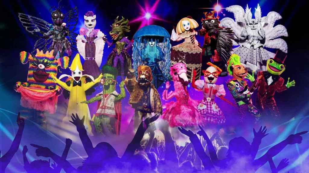 'Mask Singer' salta al jueves para su gran final y se verá las caras con 'La última cena'