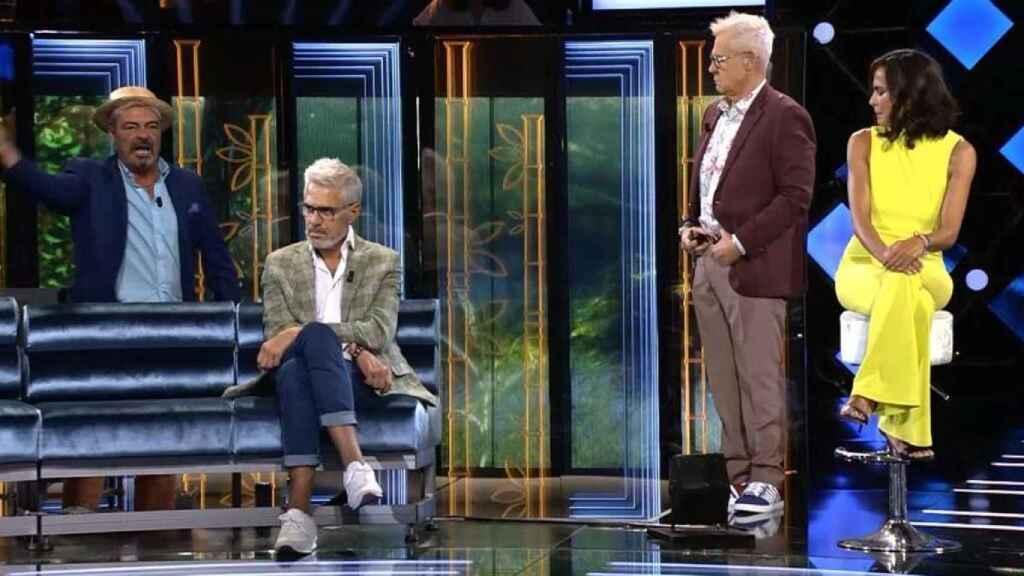 """Antonio Canales estalla en 'Supervivientes': """"Estáis manipulando y no lo voy a permitir"""""""