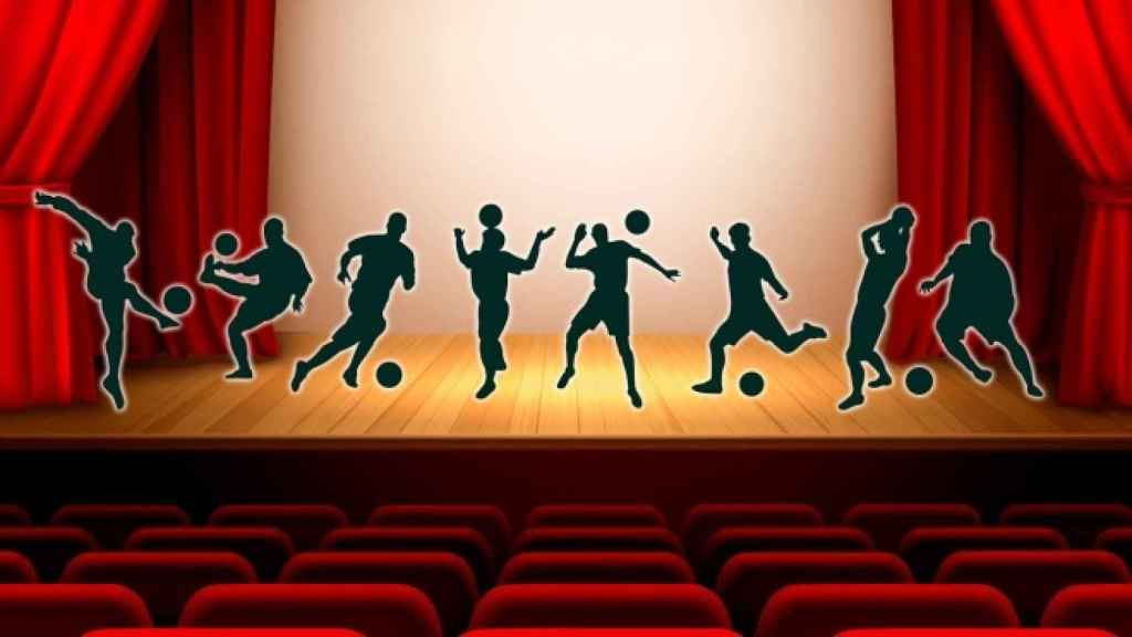 Fútbol de teatro