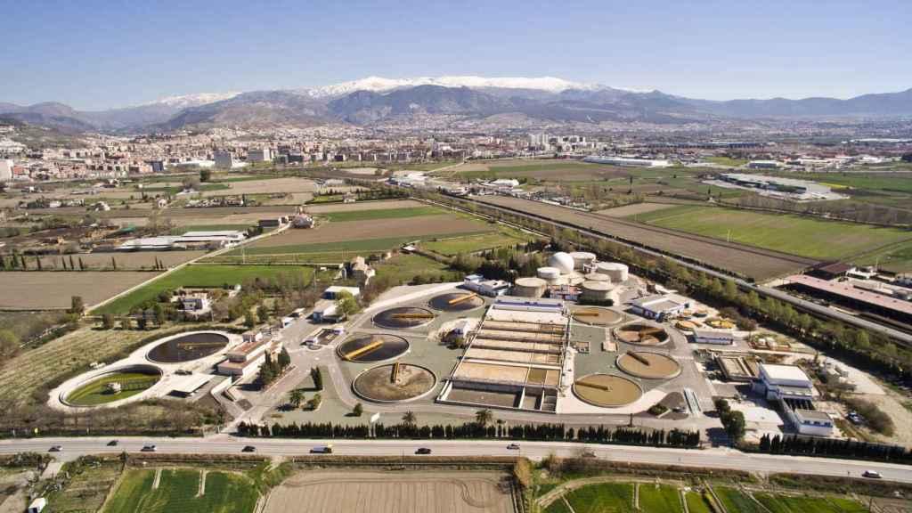 Biofactoría Sur de Granada, referente europeo en economía circular.