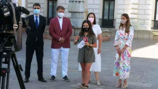 Retransmisión 5G desde Alcázar para CMMedia, la primera en España
