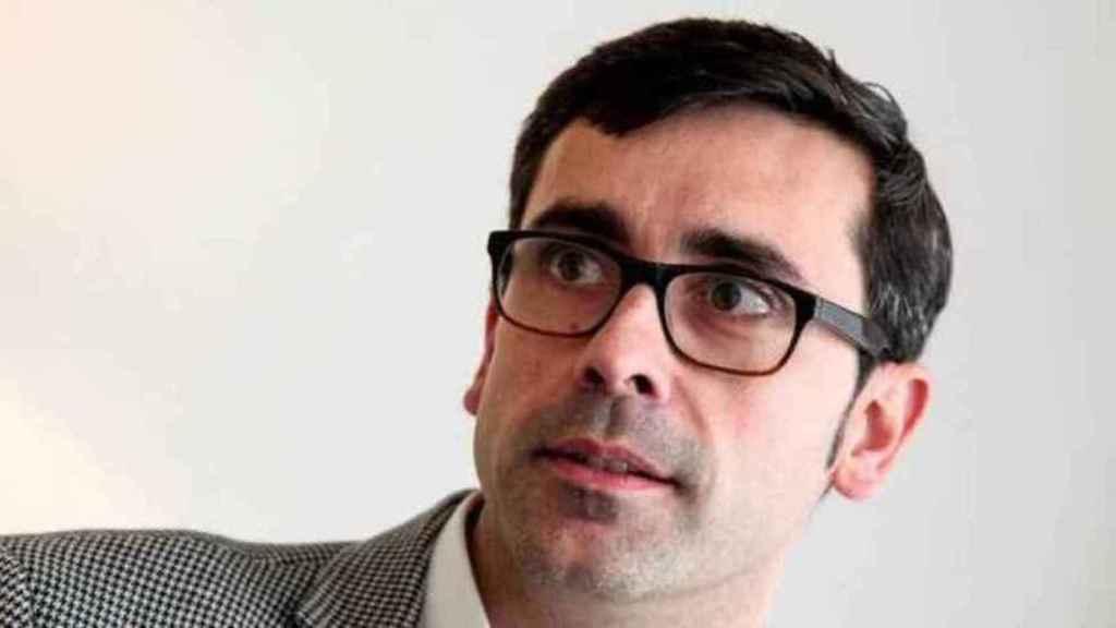 Eduardo Sánchez Butragueño, director general de la Real Fundación Toledo