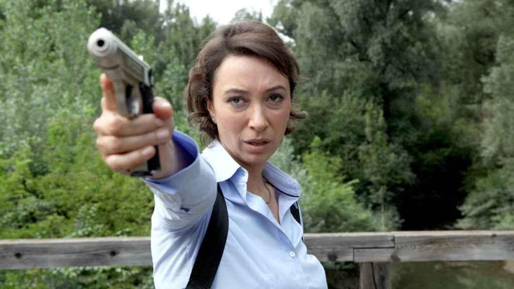 Ursula Strauss es Angelica Schnell en 'Intuición Criminal'