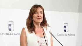 Blanca Fernández, consejera portavoz del gobierno de CLM (Foto: Óscar Huertas)