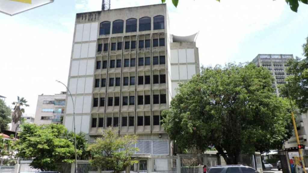 La nueva sede de la Fundación España Salud (FES), situada en el centro de Caracas.