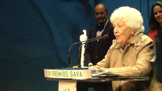 Muere Menchu Álvarez del Valle, abuela de la Reina Letizia