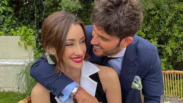 Adara Molinero y Rodri  Fuertes en una imagen de sus redes sociales.